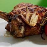 Bonein steak