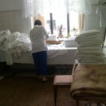 Laundy room and Ironing Lady - additional service