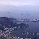 Vista desde el Cristo Redentor 13 Panoramica