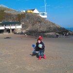 Abersoch Main Beach