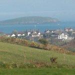 View of Abersoch Bay