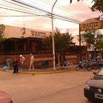 Resto-Bar Vista desde calle San Martín