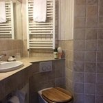 One of our newly furbished bathrooms
