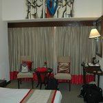 Our second, smaller room