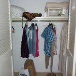Closet & safe