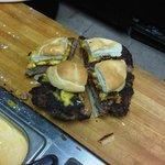 'Big' Barnstromers Burger