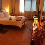 The De Luxe room