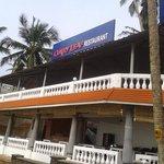 Curryleaf restaurant Kovalam