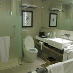 Bathroom, spacious