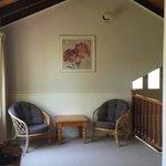 Splendid Wren upstairs sitting area