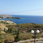 View of Agia Pellagia