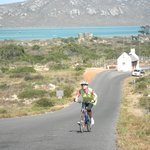 Cycling through the West Coast National Park