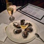 Tasmania oysters