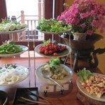 De Naga breakfast buffet