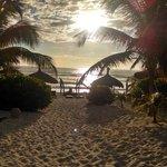 Morning Beach!
