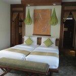 Bed room at Rawee Waree