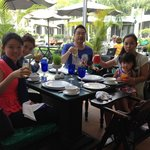 Lunch at Green, Shinta Mani Resort