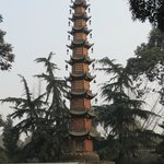 pagoda at wenshuyuan