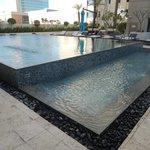 piscina  su terrazza