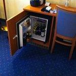 Minibar chambre
