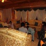 sala relax dopo cena