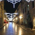 December on the Stradun