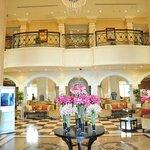 Hotel Lobby Upper View