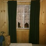 Lace window treatments