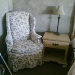 Chair in the room