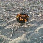 BBQ on Moonstone Beach