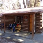 Front of cabin #5