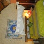 Bedroom at Caracol