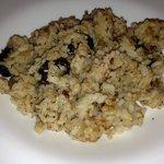 confit prunes with jasmine rice