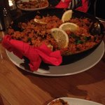 Full paella