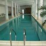 la piscina interna cadissima