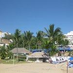 Beach Volleyball Area