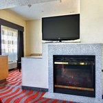 Getaway Jacuzzi Suite Holiday Inn Express Boise Meridian Idaho
