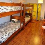 Dormitório de 10 pessoas