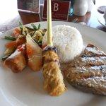 Tirta Ayu Restaurant
