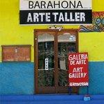 Barahona Arte Taller, en Baños, Tungurahu, Ecuador