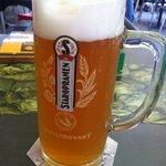 Potrefena Husa - 5 min walk from hotel - Man beers