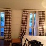 quarto 705 com Terraço e vista do Palazzo