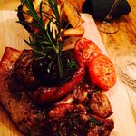 Mixed grill!!! Meat lovers dream