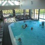 piscina termale coperta