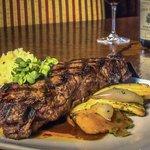 Steak at Elements
