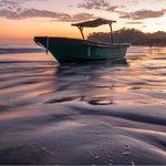 Sunset at Samara beach