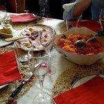 lunch at Penet Chardonnet
