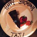 Happy Birthday Taj!