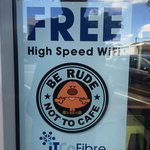 free high speed (fibre) wifi