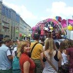 Гей-парад на Мариенплац